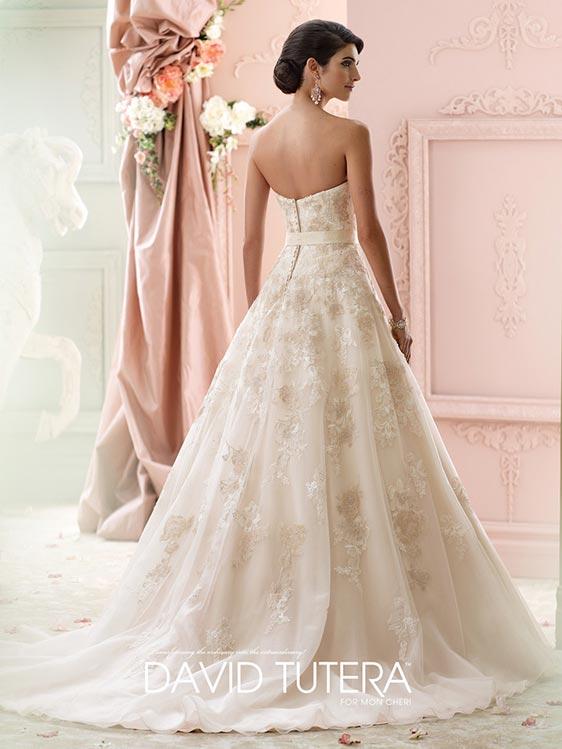 David Tutera Mon Cheri 215269 Wedding dress Mirfield