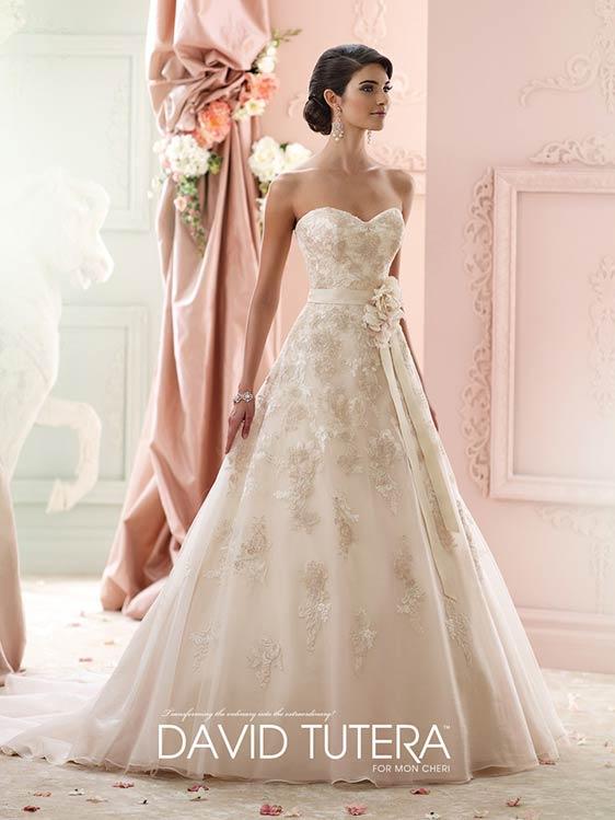 David Tutera Mon Cheri 215269 Wedding dresses Mirfield