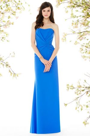 Dessy Bridesmaid 8156