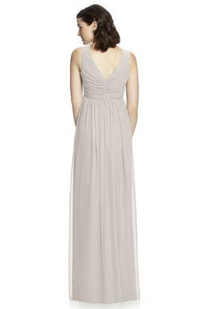 Dessy Maternity dress M429 back