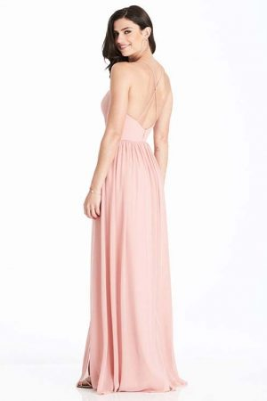 Dessy Bridesmaid 3019 rear