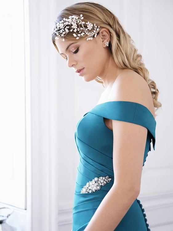 Luna Bridesmaid Saylor
