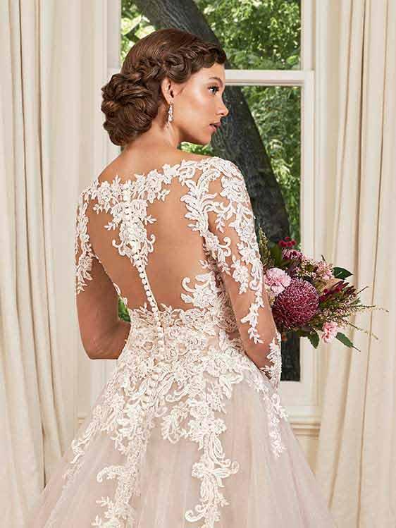 Y21977B Stephanie Grace Sophia Tolli Wedding Dress