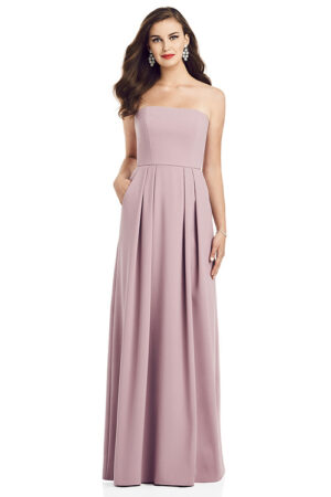 Dessy Bridesmaid Dress 3059