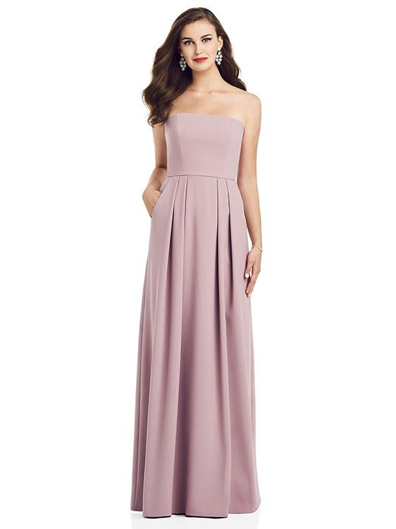Dessy Bridesmaid Dress 3059