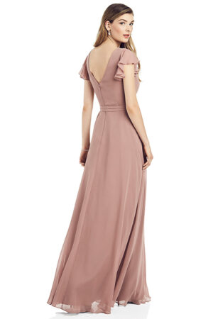 Dessy Bridesmaid Dress 6817