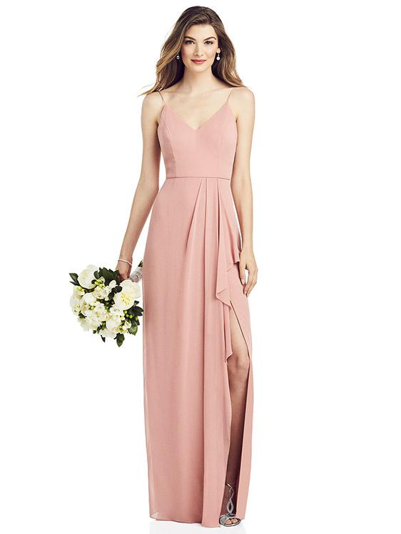 Dessy Bridesmaid Dress 6820