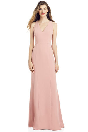 Dessy Bridesmaid Dress 6821