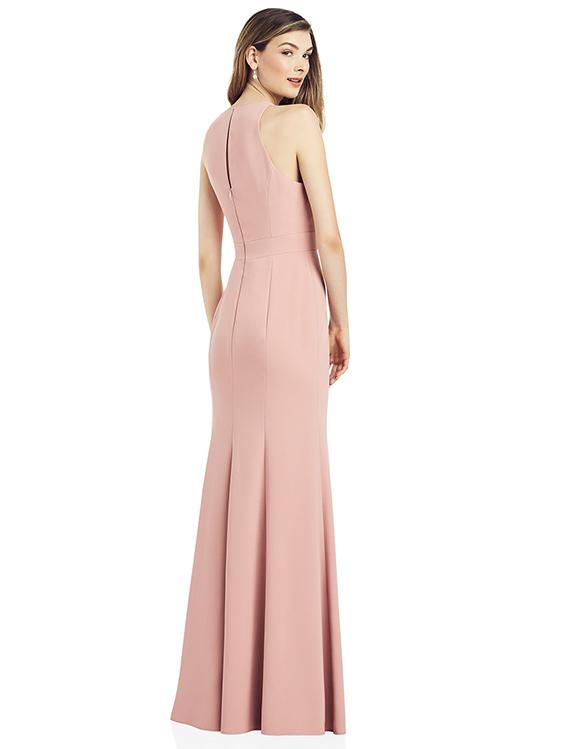 Dessy Bridesmaid Dress 6821
