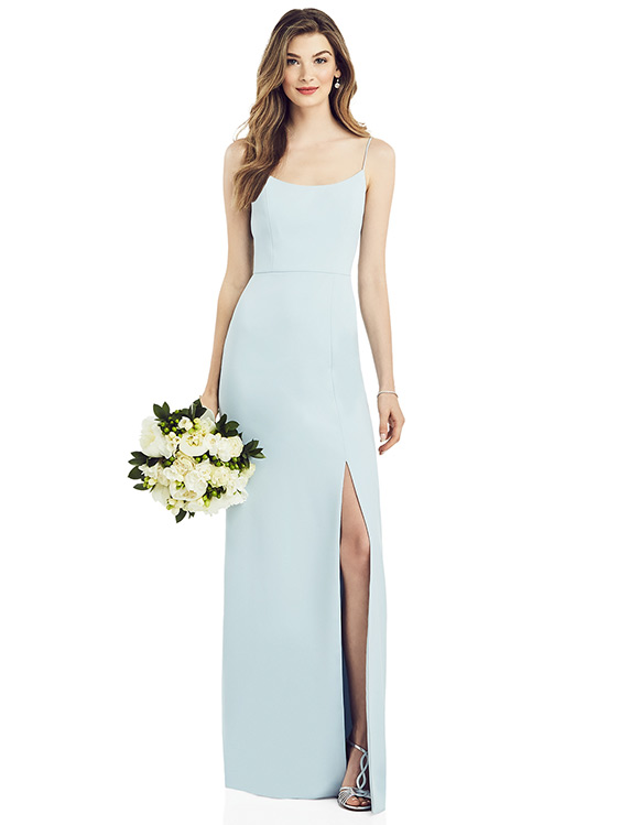 Dessy Bridesmaid Dress 6822