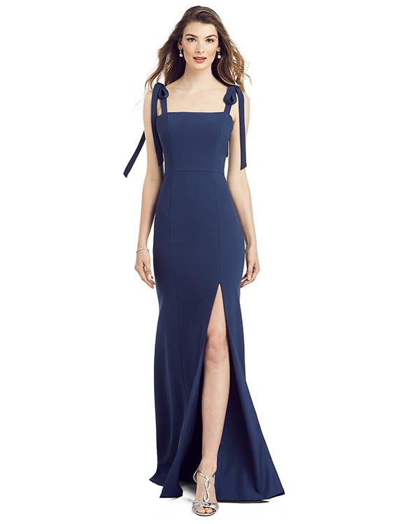 Dessy Bridesmaid Dress 6826