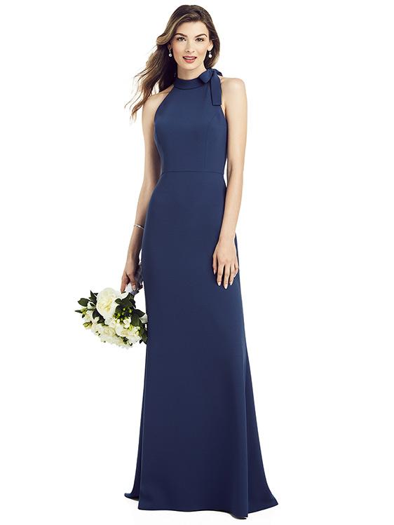 Dessy Bridesmaid Dress 6827